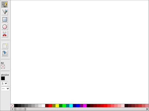 Svg Edit A Web Based Svg Editor Pavol Rusnak